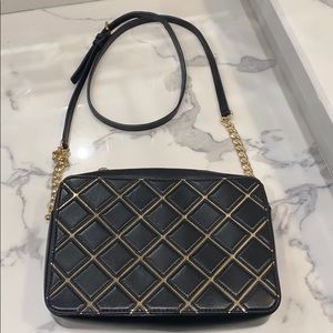 Michael Kors Jet Set Quilted Leather Crossbody